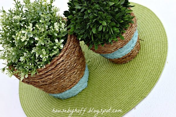 howto make large garden pots