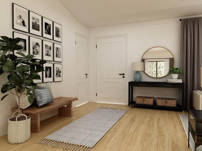 entryway decor